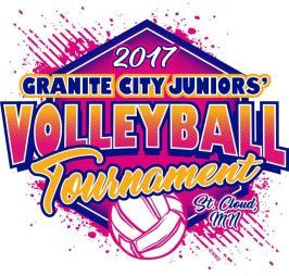 Granite City Vball design 2017